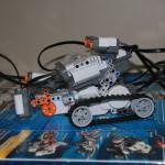2012 - neun LEGO-Mindstorm-Kästen ermöglichen spielerisches Lernen