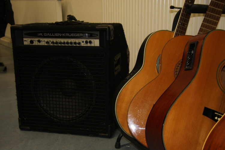 Guitarren