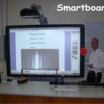 2011-2014 zwölf interaktive Whiteboards