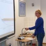 ELMO im Lehrer-Einsatz