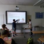 ELMO im Schüler-Einsatz