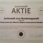 Aktie Bundestagswahl 2017