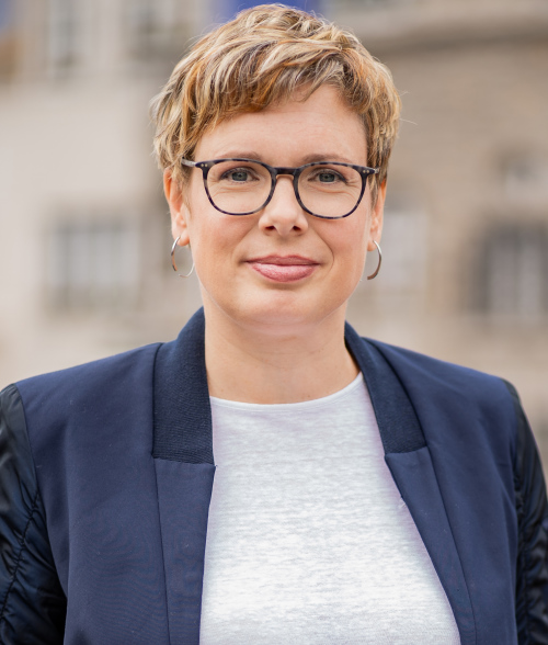 Schatzmeisterin: Dorothee Wasmuth
